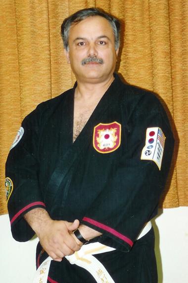 Shodai Soke Prof. John Rubiano